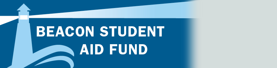 Graphic says Beacon Student Aid Fund